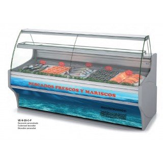 TROLEY REFRIGERATED DISPLAY