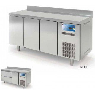 GN 1/1 CHILLER AND FREEZER COUNTER