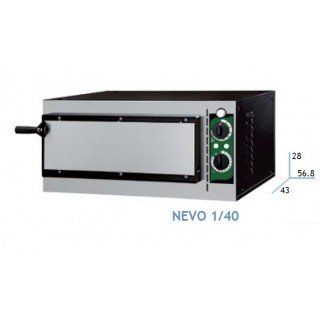 HORNO PIZZA NEVO 40 ECO