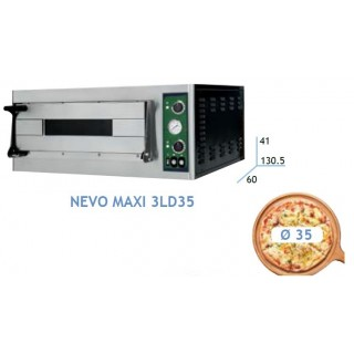 ELECTRIC PIZZA OVEN NEVO MAXI LINE 3LD35