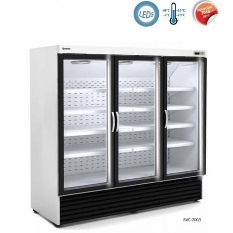 Armario Minimarket Refrigeración por Cortina de Aire