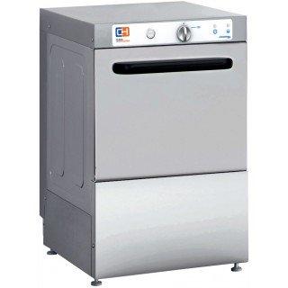 Lavavasos Industrial con Cesta de 35x35cm de 430 x 480 x 650h mm CORDOBA350