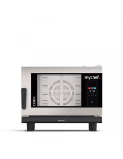 Horno Combinado Gastronomía MyChef Cook Up 4 GN 1/1