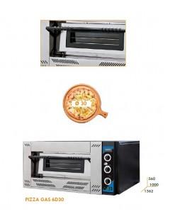 HORNO ADLER PIZZA GAS 6...