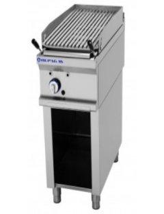 BARBACOA A GAS MODULAR CON MUEBLE DE 400X750X900 MM. ...