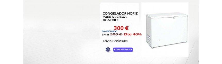 CONGELADORES / ESCARCHACOPAS