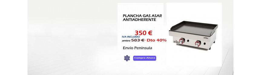 PLANCHAS A GAS